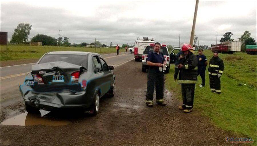 Choque Automotor: será culpable quien presente daños en a parte delantera