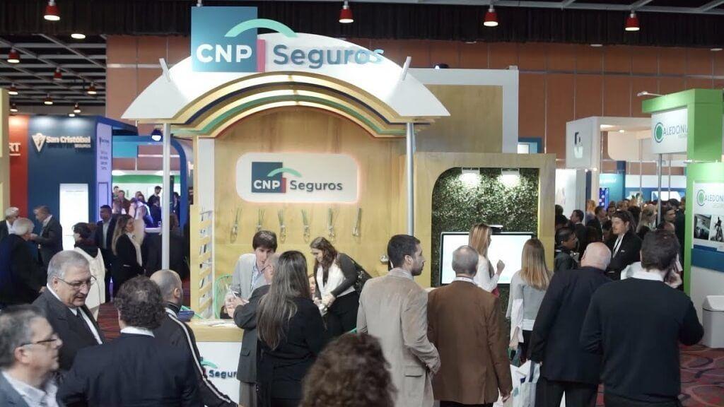 CNP Seguros en Expo Seguros Argentina