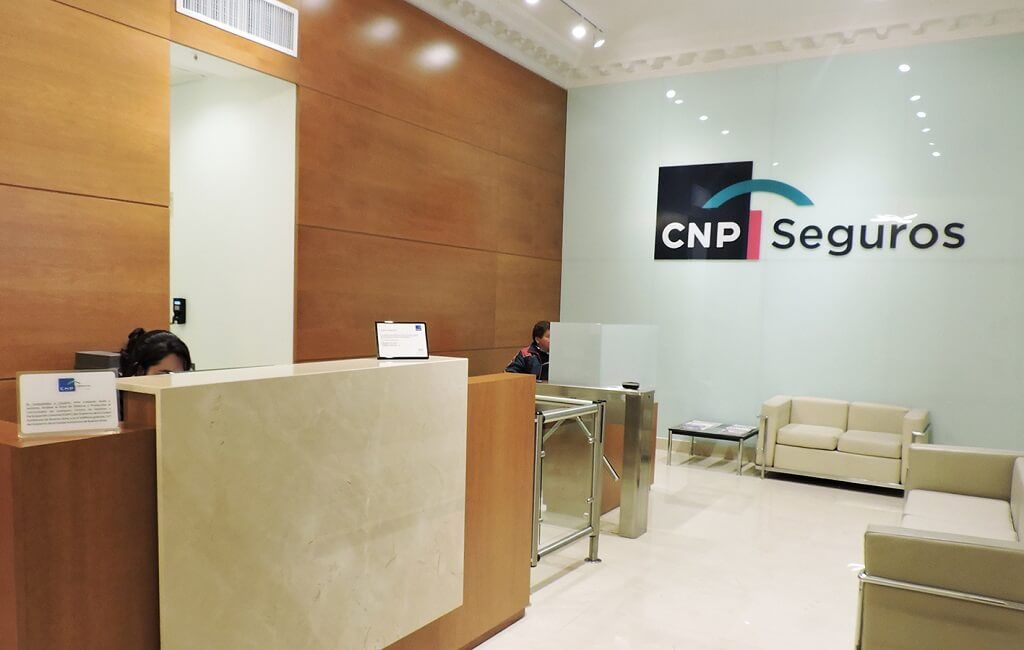 Sucursal Buenos Aires de CNP Seguros