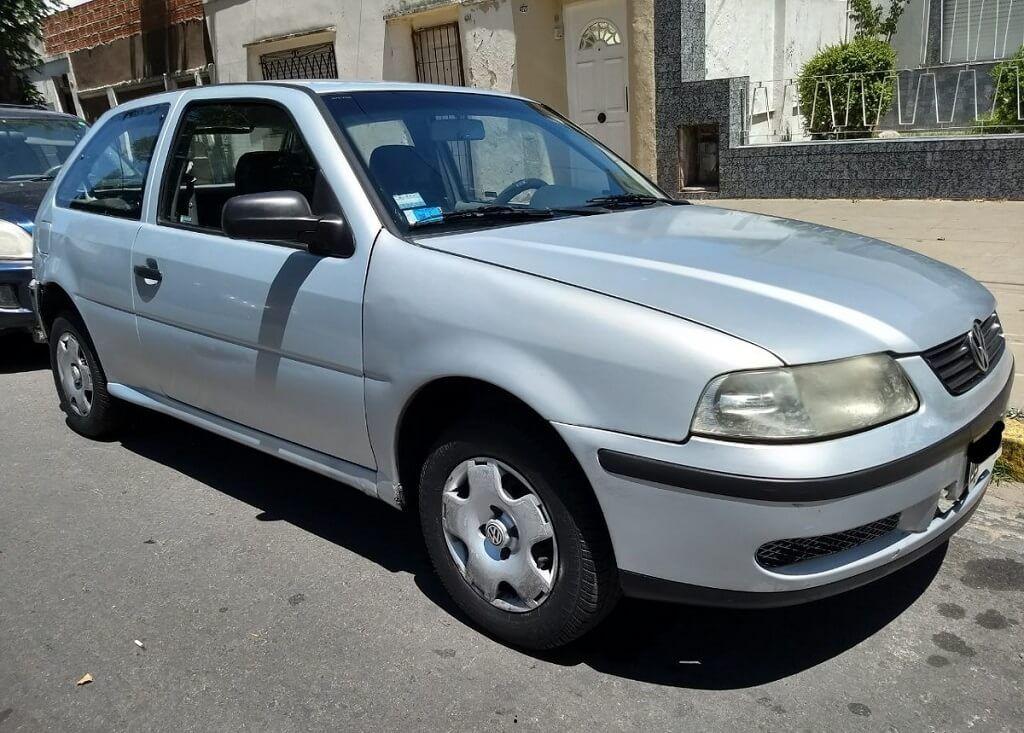 El Gol, entre los autos más robados de Argentina